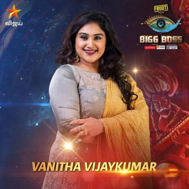 Bigg Boss Tamil 3: Vanitha Vijayakumar is the captain of the BB house again