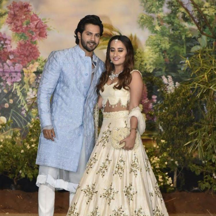 Varun Dhawan and Natasha Dalal to host a grand wedding reception on February 2 in Mumbai: Report