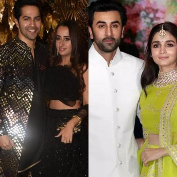 Varun Dhawan & Natasha or Ranbir Kapoor & Alia Bhatt, which duo do you think will get married FIRST? COMMENT