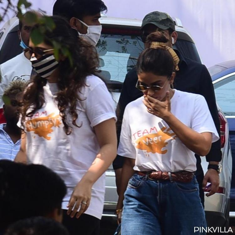 Varun Dhawan, Natasha Dalal's squads including Zoa Morani opt for Team 'Veer & Humpty' tees for the wedding