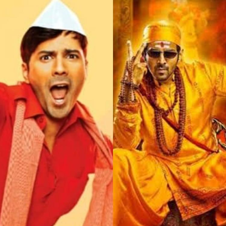 Varun Dhawan's Coolie No 1 or Kartik Aaryan's Bhool Bhulaiyaa 2; Which film will work at Box office? COMMENT