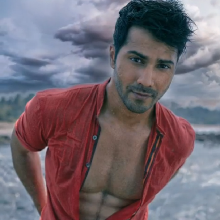Street Dancer 3D: Varun Dhawan shows off his editing skills by creating a storm; View Post