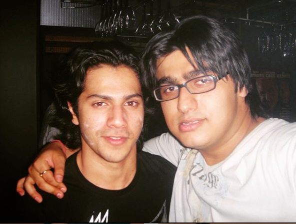 Arjun Kapoor sends birthday wishes to the 'natkhat balak forever' Varun Dhawan with a fun throwback photo
