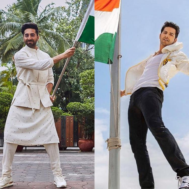 Independence Day 2019: Varun Dhawan, Ayushmann Khurrana & other celebs wish their fans on the special occasion