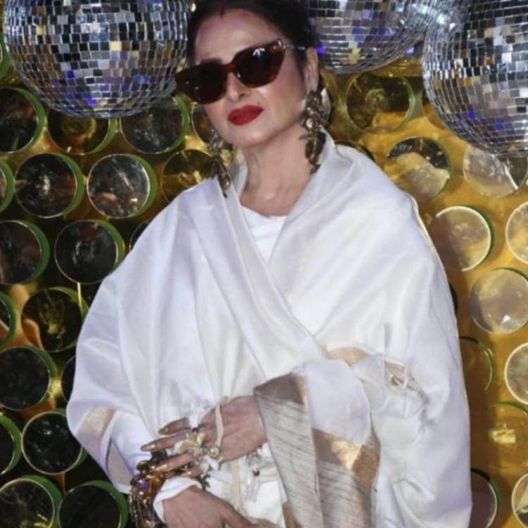 Veteran actress Rekha to undergo test after staff tests positive for COVID 19