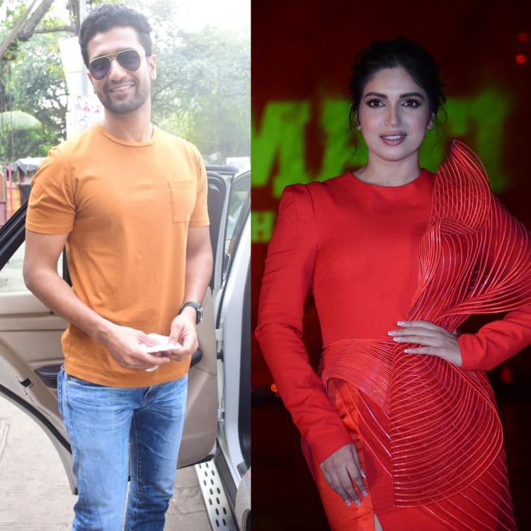 After Vicky Kaushal, Bhumi Pednekar contracts COVID, Mr Lele shoot halted; Confirms FWICE General Secretary