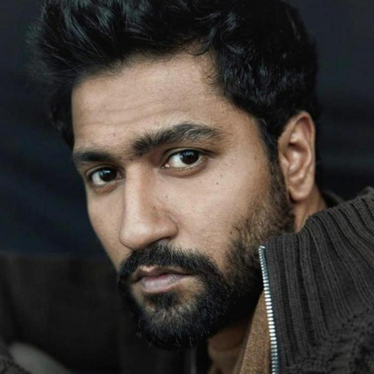 Vicky Kaushal looks captivating in his latest picture; Check it out