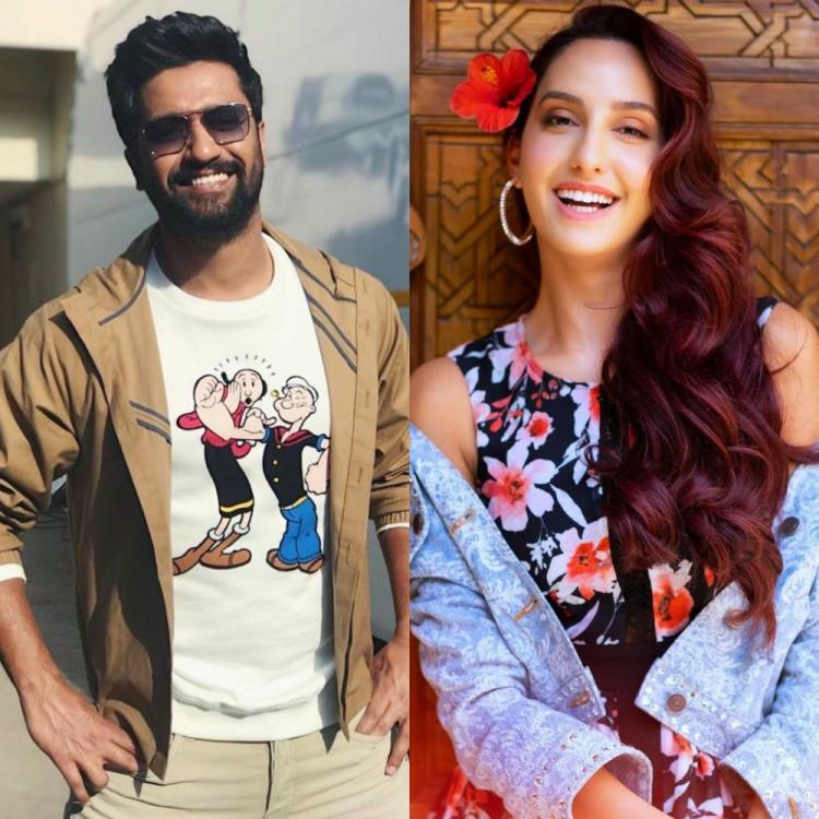 Vicky Kaushal & Nora Fatehi to shoot a romantic number for Shoojit Sircar's Udham Singh biopic