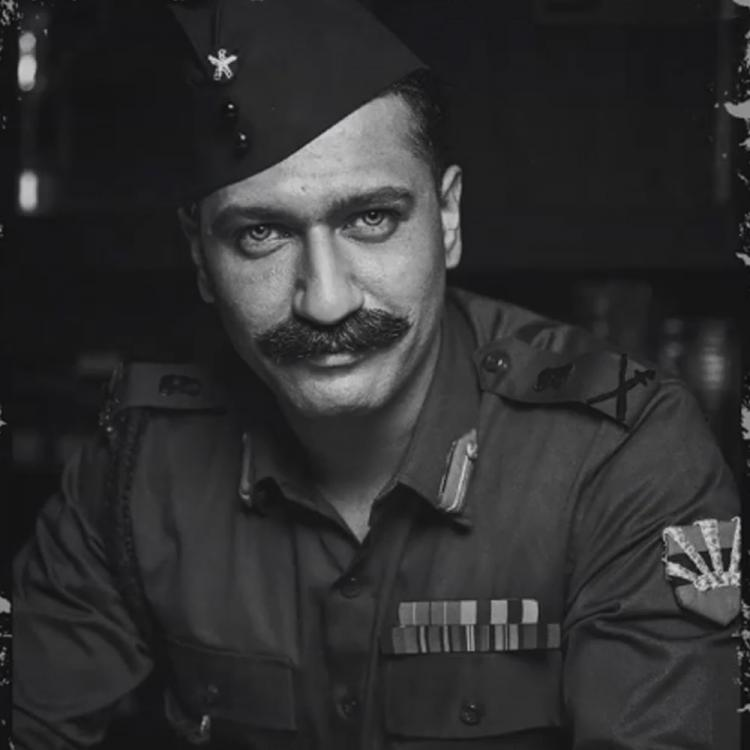 Vicky Kaushal salutes Field Marshal Sam Manekshaw on his death anniversary; Unveils his new look from movie