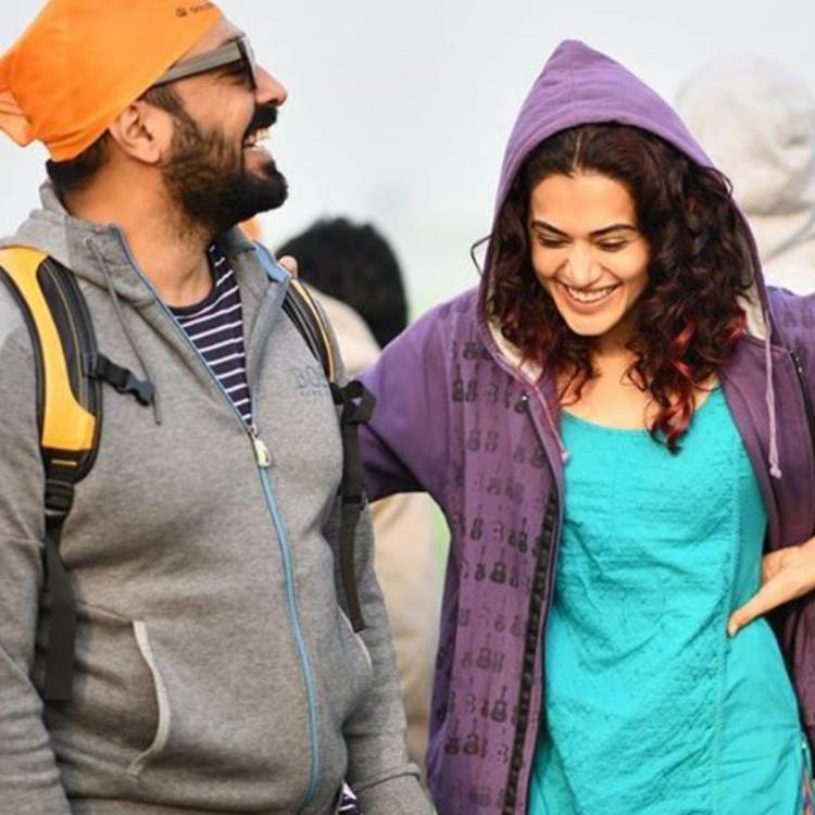 Vicky Kaushal and Taapsee Pannu celebrate 2 years of Manmarziyaan with memorable throwback posts
