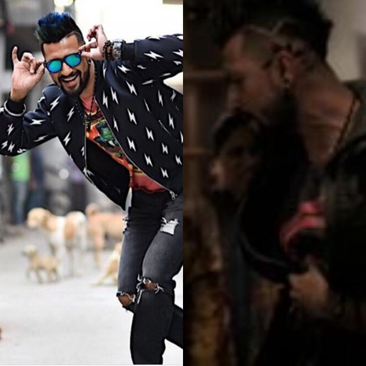 Vicky Kaushal compared to Leonardo DiCaprio for doing a scene phenomenally in Manmarziyaan; The actor responds