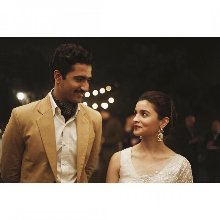 Vicky Kaushal thinks THIS about co star Alia Bhatt's role in Takht; Read on