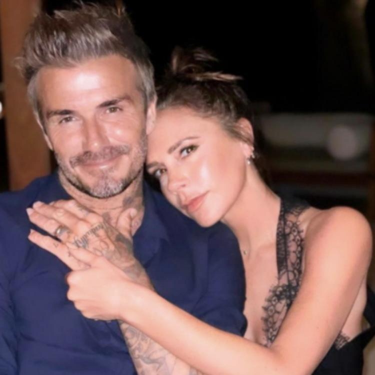 Victoria Beckham gushes about David Beckham on his 46th birthday