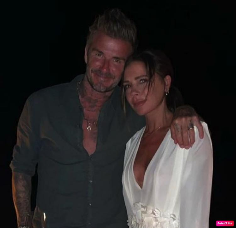 Victoria Beckham reveals David Beckham takes his Zoom calls without any pants