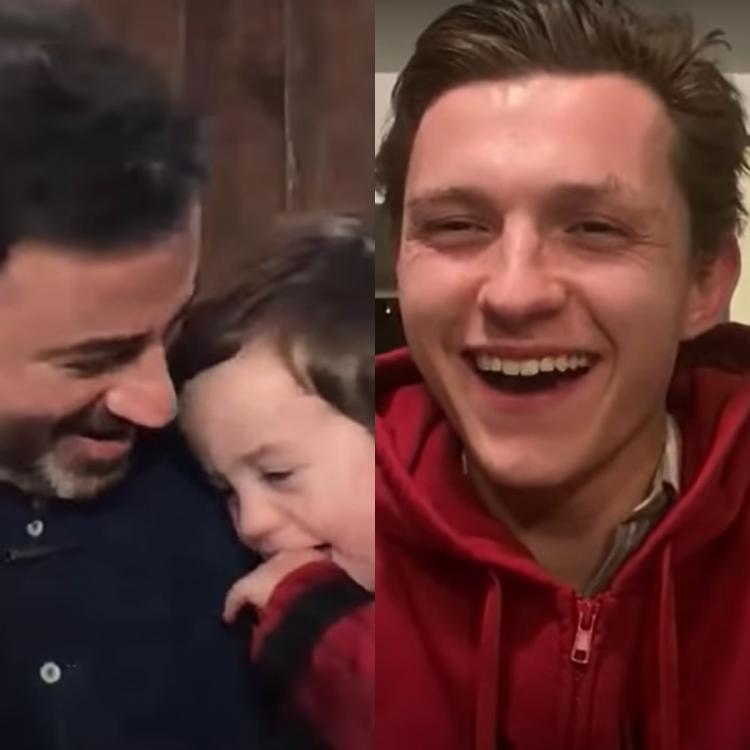 Tom Holland made Billy Kimmel's 3rd birthday dream come true as Jimmy Kimmel's son is a huge fan of Spider-Man.