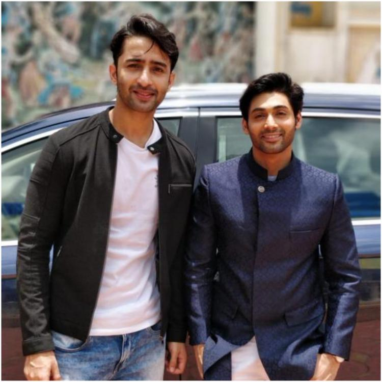 VIDEO: Ruslaan Mumtaaz is already missing YRHPK; Shares a video of playing table tennis with Shaheer Sheikh