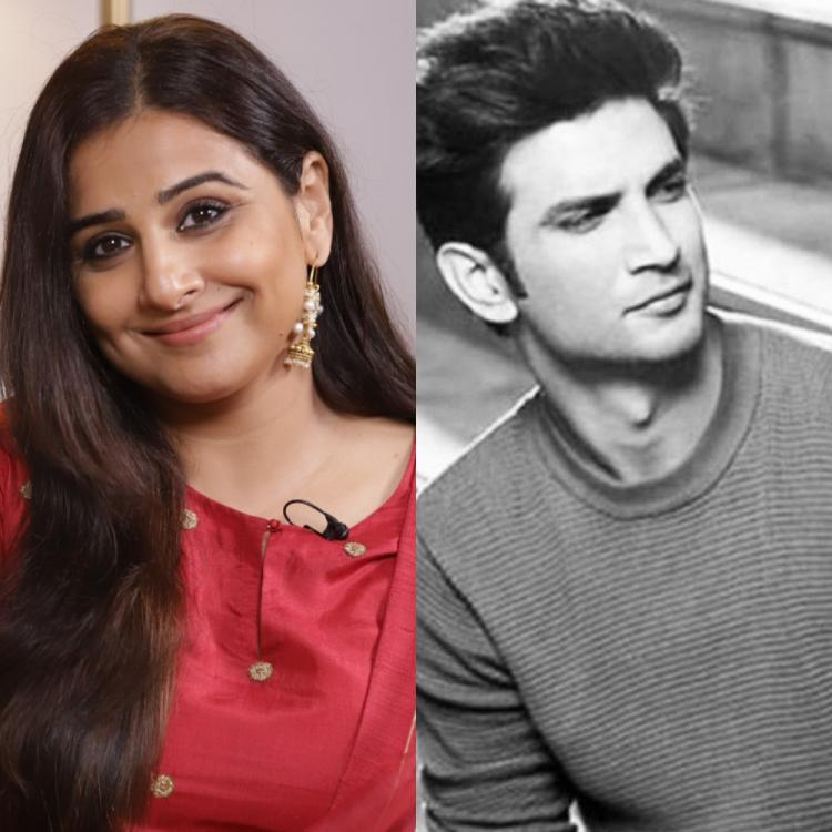 Vidya Balan on Sushant Singh Rajput: People's theories are unfair to him & his loved ones who're grieving