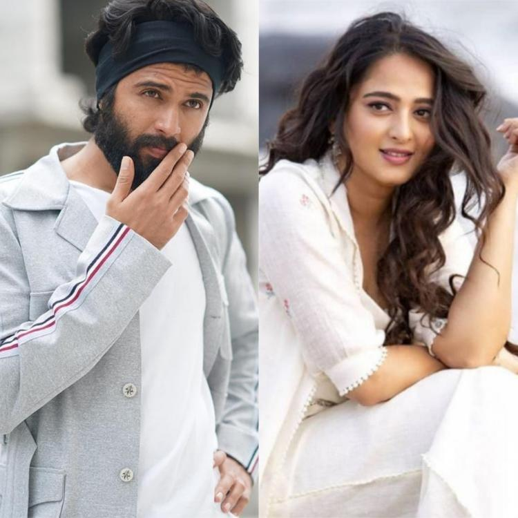 Anushka Shetty and Vijay Deverakonda to join hands as lead actors for a new project?