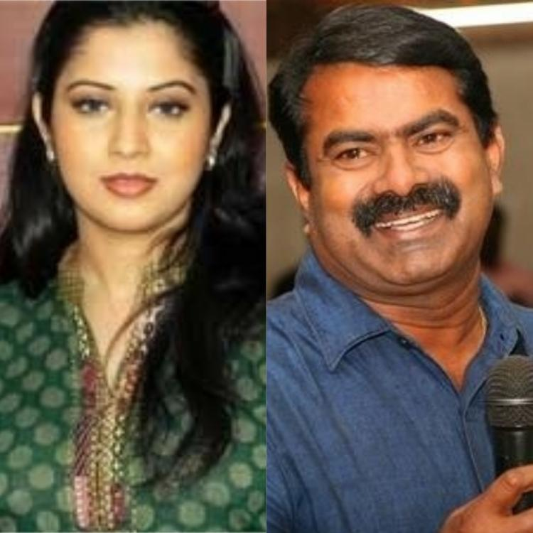 Yesteryear actor Vijayalakshmi alleges she was cheated by actor politician Seeman