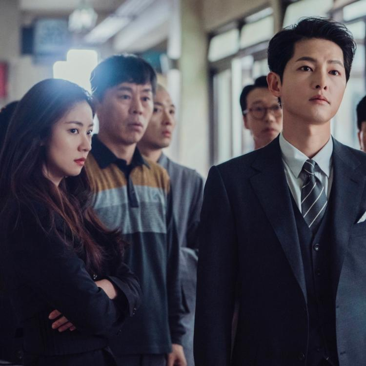 Vincenzo is a legal thriller drama starring Song Joong Ki and Jeon Yeo Bin in lead roles