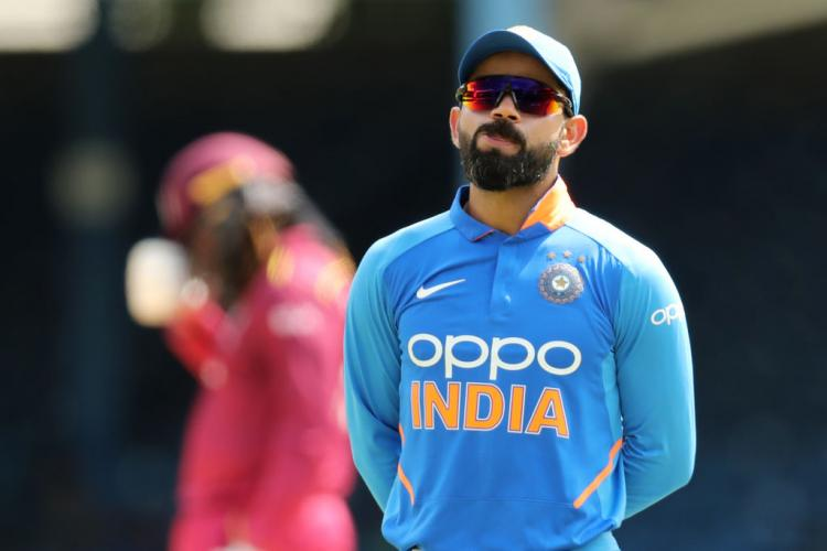 India vs West Indies: Virat Kohli believes that Number 4 and 5 are floating batting positions in limited overs