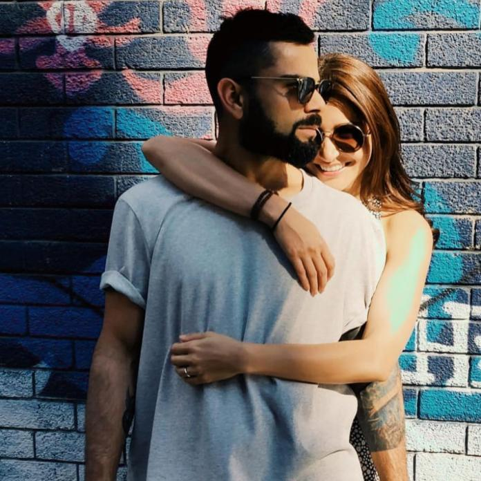 Virat Kohli had cracked a joke when he first met now wife Anushka Sharma; Reveals he didn't know what to do