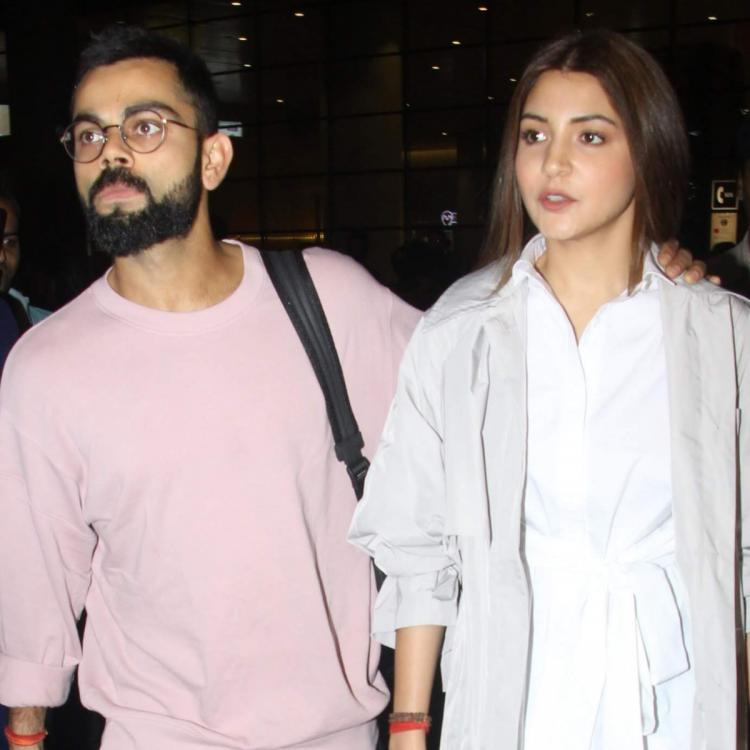 Virat Kohli's viral video of asking Anushka Sharma from the ground if she has eaten is too cute to miss