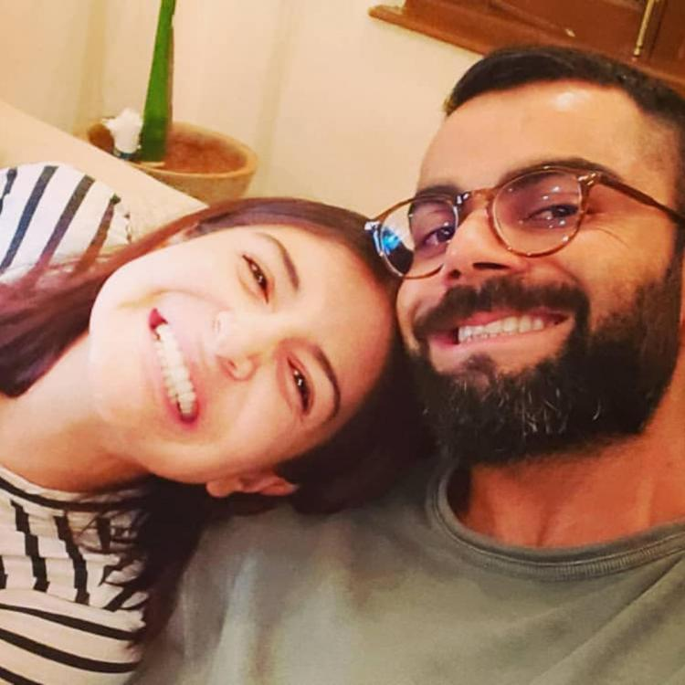Anushka Sharma and Virat Kohli indulge in some cricket on their terrace and the video is all over the internet