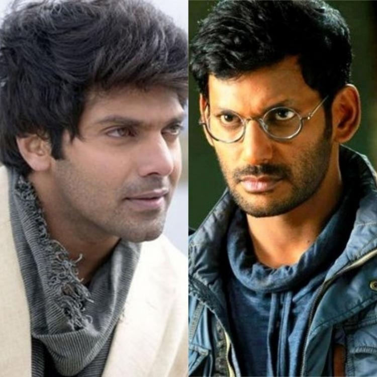 Vishal and Arya to join hands again for a multi starrer directed by Nota director Anand Shankar