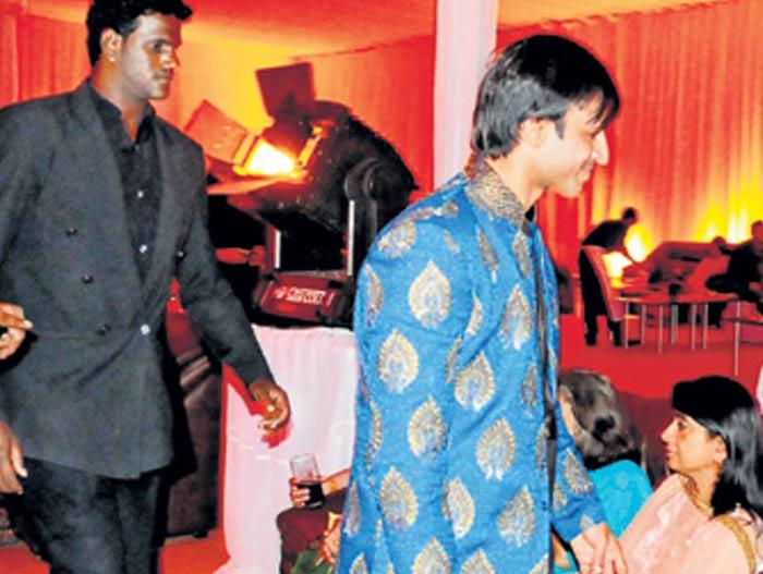 Photos,Vivek Oberoi,bollywood wedding,star wedding