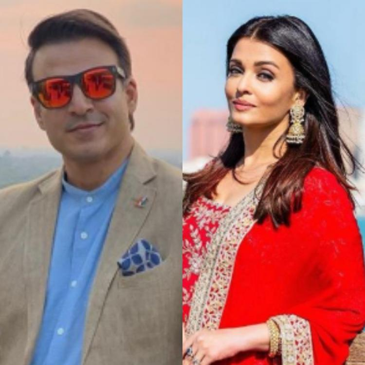 Vivek Oberoi wishes Aishwarya Rai Bachchan and her family a speedy recovery from COVID 19