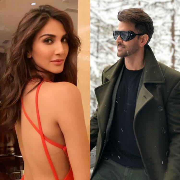 Hrithik Roshan's birthday wish for War co star Vaani Kapoor is the most adorable thing ever; Check it out