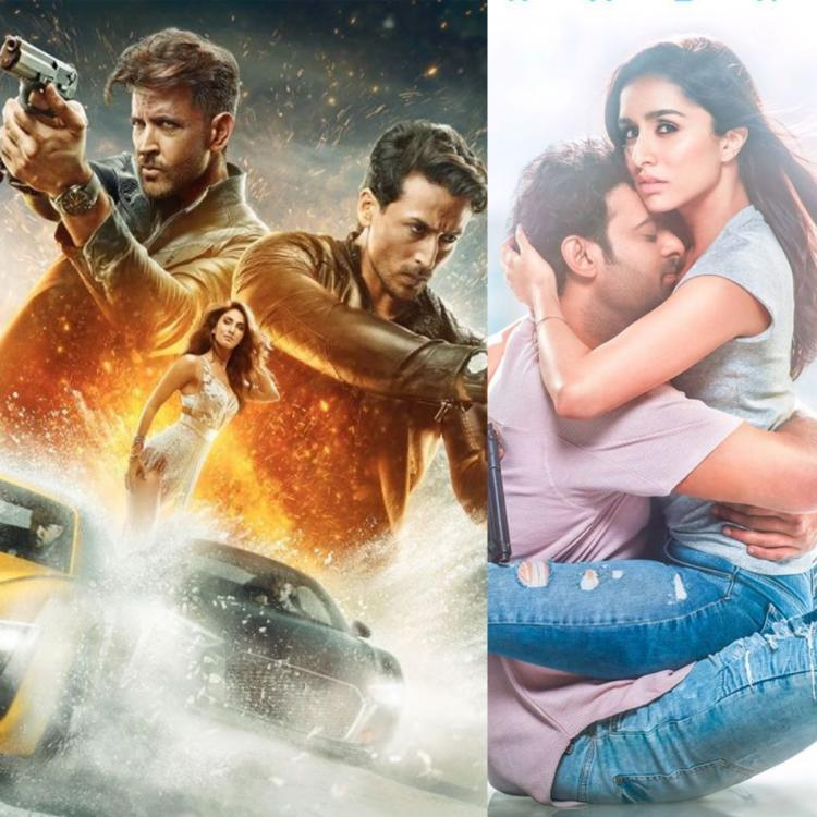 EXCLUSIVE: Hrithik Roshan and Tiger Shroff's WAR trailer to be attached to Prabhas' Saaho
