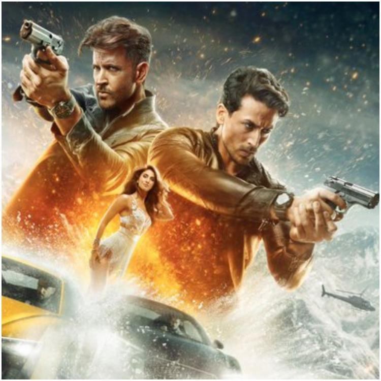 War Movie Box Office Collection Day 1: Hrithik Roshan and Tiger Shroff's action flick is off to a spectacular start