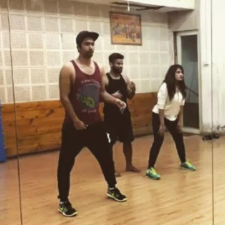 WATCH: Vicky Kaushal flaunts his dance moves as he grooves on Do You Love Me in a throwback video