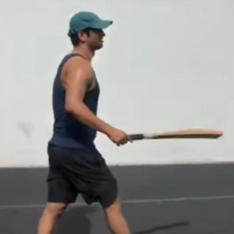 WATCH: When Sushant Singh Rajput Channeled His Inner MS