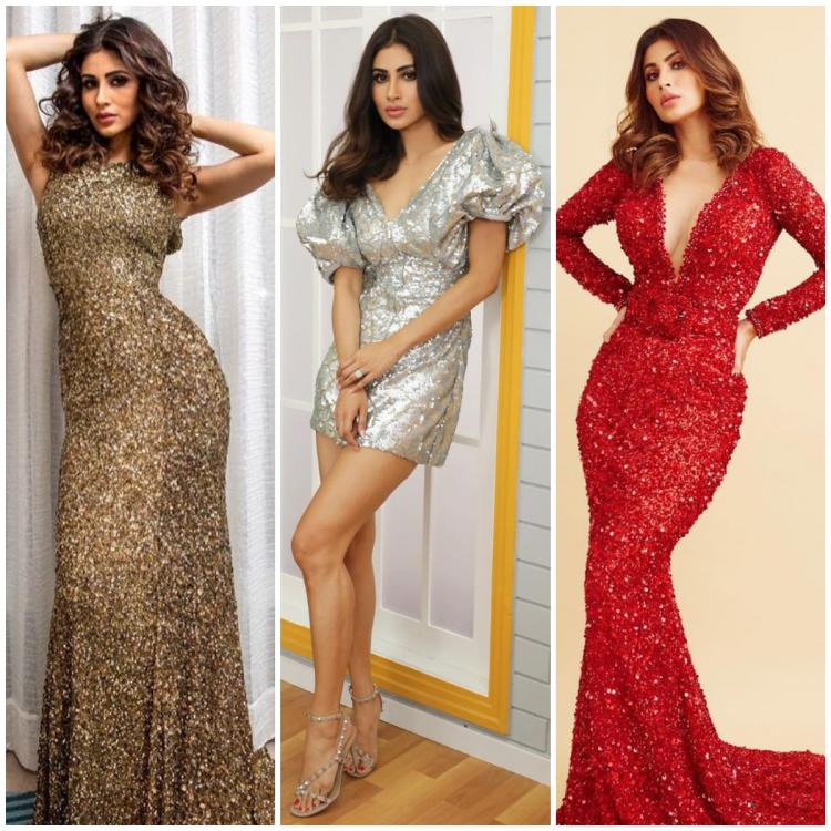 5 Times Mouni Roy showed us how to BLING in the right way with shimmer outfits