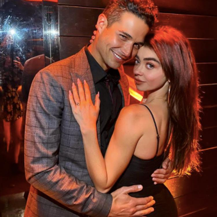 Wells Adams and Sarah Hyland finally give fans an update about their wedding plans