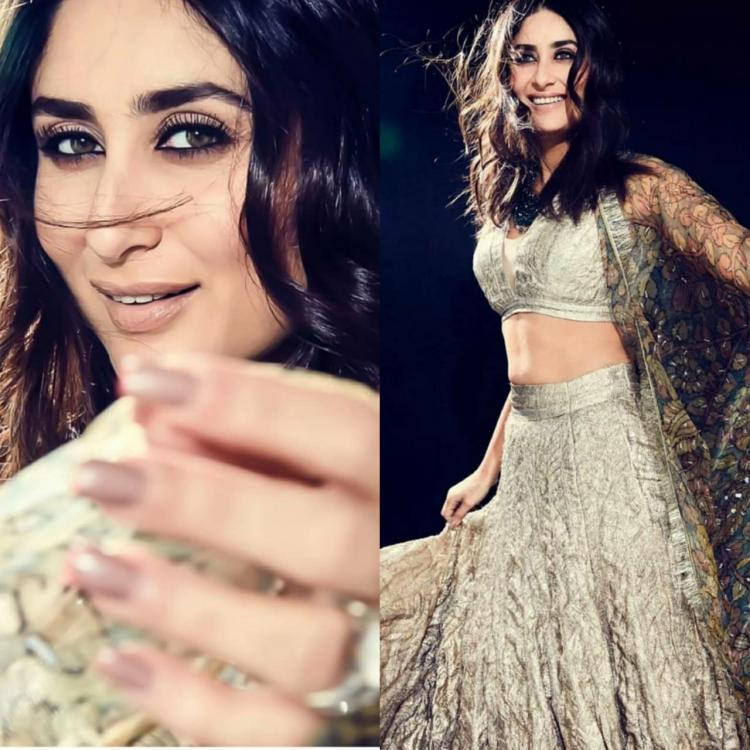 Kareena Kapoor Khan looks like a vision for Dance India Dance in Nazm-e-Itrh; Yay or Nay?