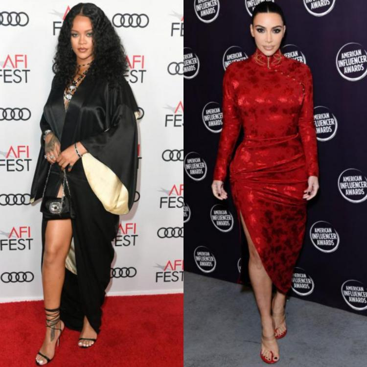 Rihanna to Kim Kardashian West: THESE celebs give second hand fashion their stamp approval