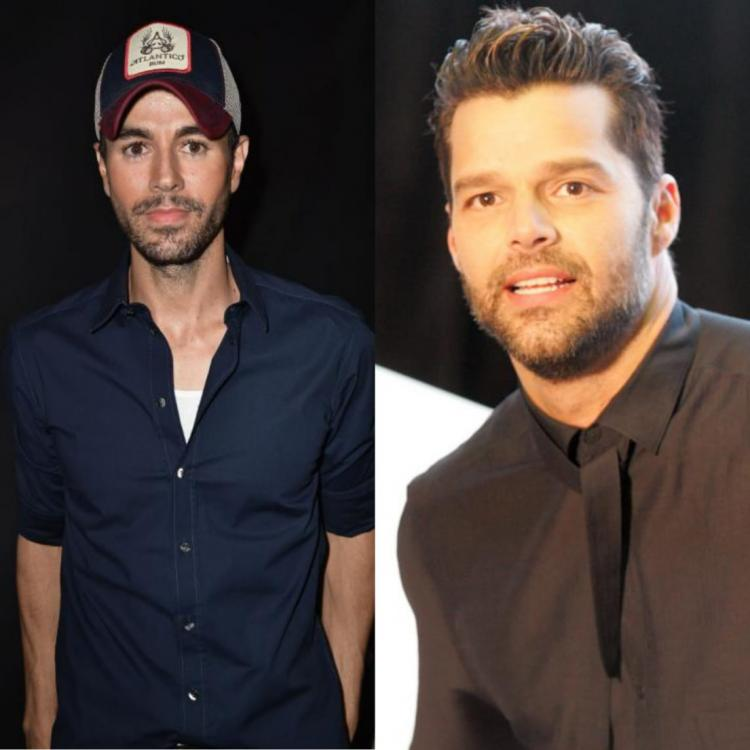 Enrique Iglesias and Ricky Martin to team for a tour for the first time; Deets Inside