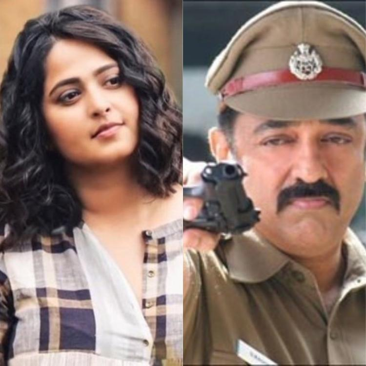 Anushka Shetty roped in as the leading lady in Kamal Haasan starrer Vetayaadu Vilayaadu sequel? Find out