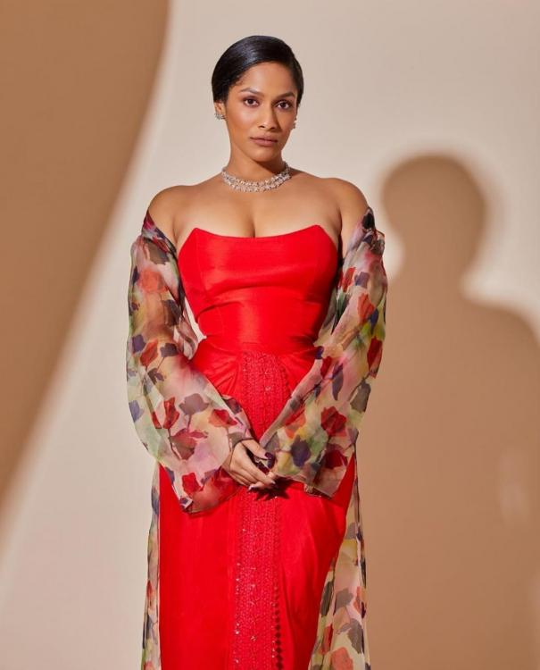 Masaba Gupta does her bit to help fight against Coronavirus; Makes non surgical masks to donate