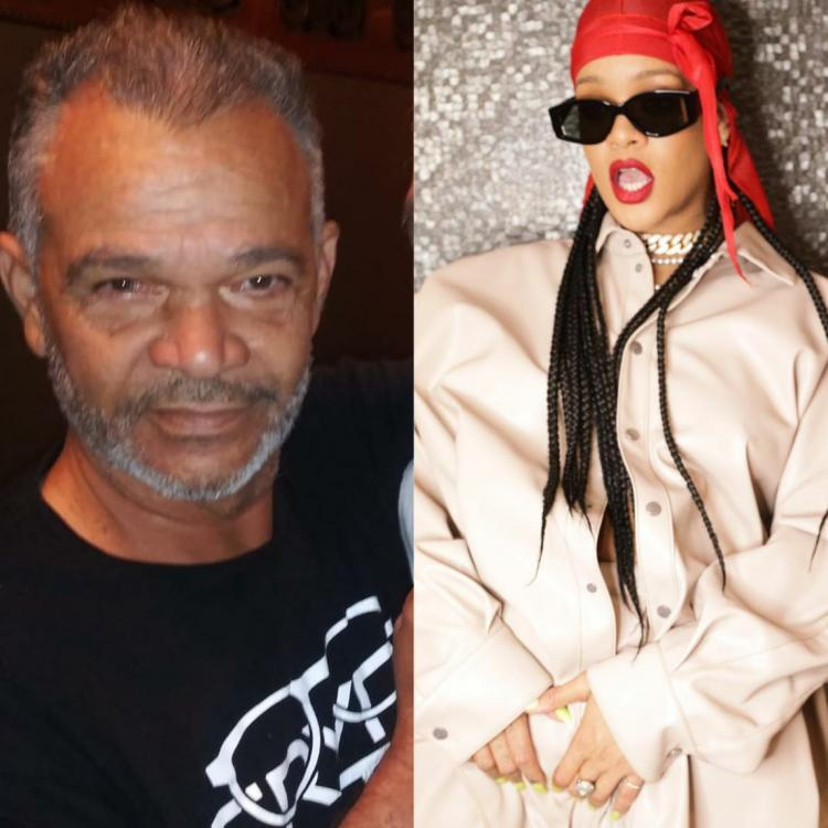 Rihanna reveals her father has recovered from COVID 19
