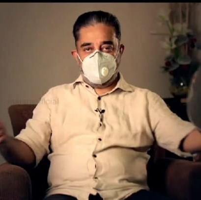 Kamal Haasan appreciates the CISF jawans for their service during the pandemic