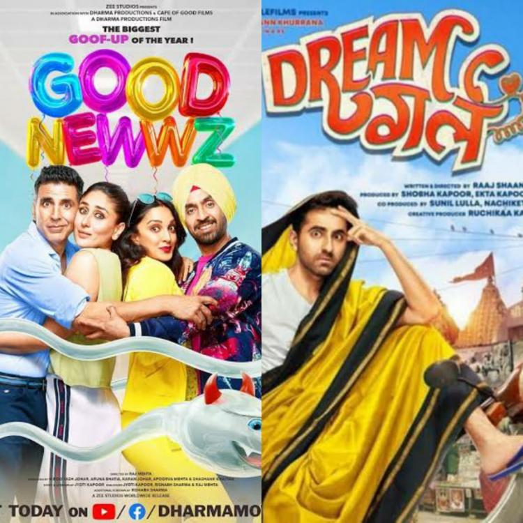 'Good Newwz' and 'Dream Girl' all set to be re-released in Dubai