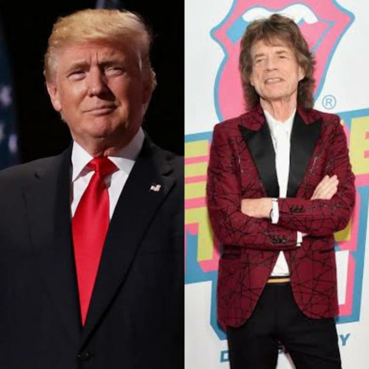 Rolling Stones gives Donald Trump a warning regarding unauthorized use of their music