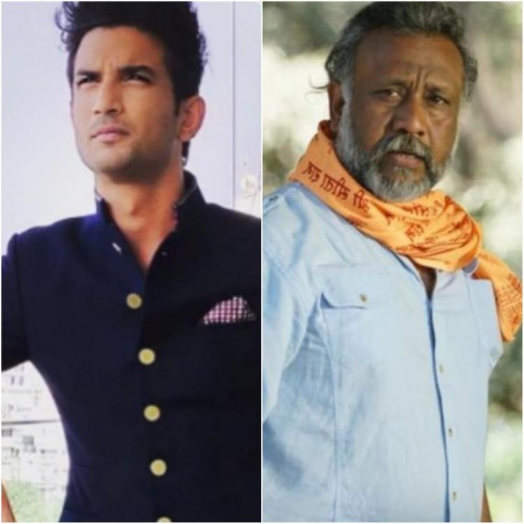 Anubhav Sinha says the clamour around Sushant Singh Rajput's suicide is ridiculous