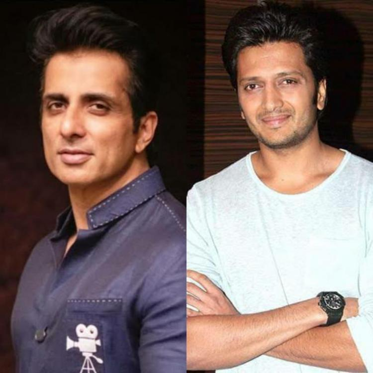 Sonu Sood and Riteish Deshmukh come forward to help an old woman performing martial arts on streets
