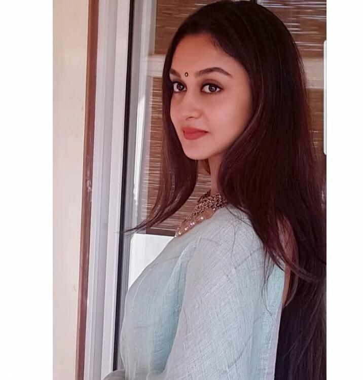Aishwarya Arjun tests negative for COVID 19 after being under home quarantine for a week